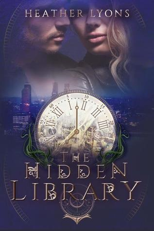 ARC Review: The Hidden Library
