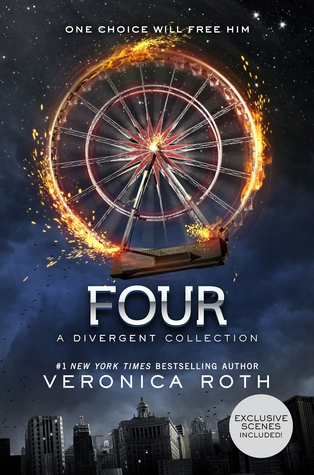Friday Book Beginnings and Friday 56: Four, a Divergent Collection by Veronica Roth