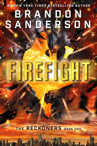 {Book Review} Firefight by Brandon Sanderson