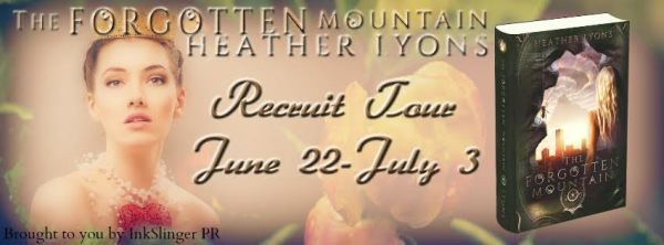 The Forgotten Mountain Recruit Tour and Giveaway