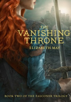 {Book Review} The Vanishing Throne by Elizabeth May