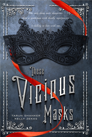 Friday Book Beginnings: These Vicious Masks by Tarun Shanker