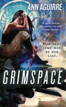 {Book Review} Grimspace by Anne Aguirre