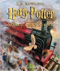 Harry Potter and the Sorcerer's Stone - Illustrated