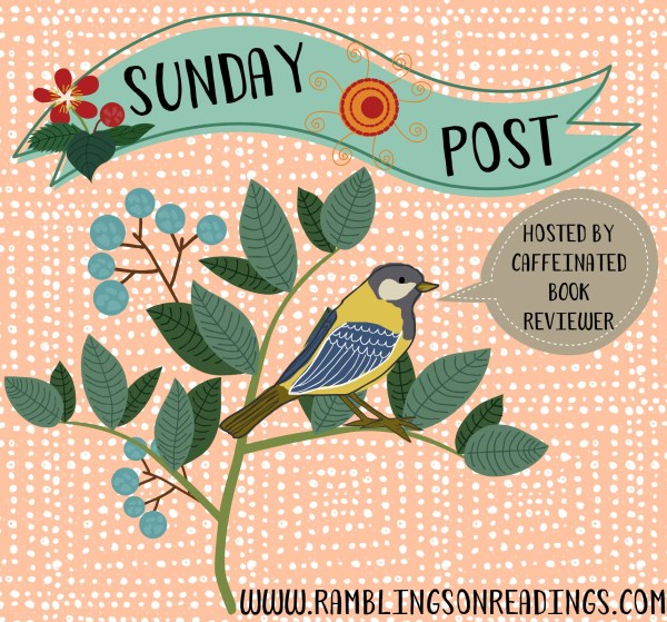 Sunday Post #3
