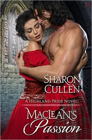 Book Review: MacLean's Passion by Sharon Cullen