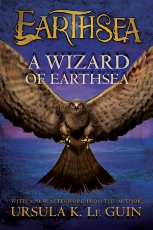 Audiobook Review and TBR Discussion: A Wizard of Earthsea by Ursula K. LeGuin