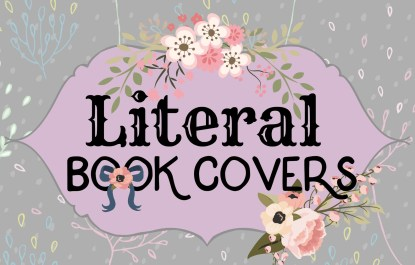 Literal Book Covers