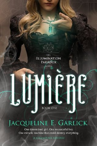 Book Review: Lumiere by Jacqueline E. Garlick