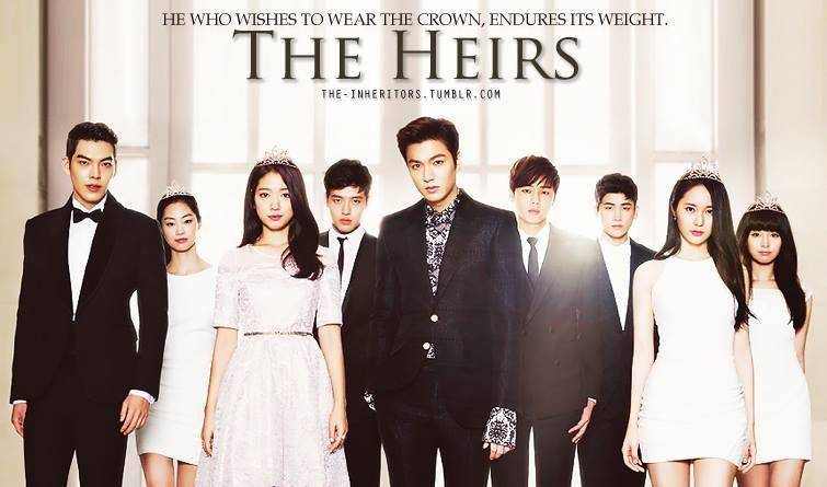 Korean Drama-The Heirs-