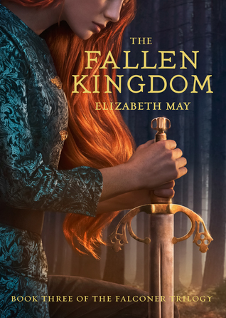 Book Review: The Fallen Kingdom by Elizabeth May