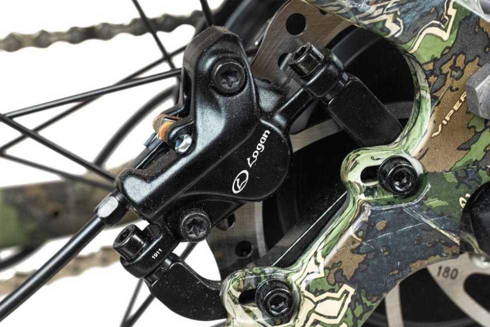 Rambo_Krusader_500_X2WD (Rear Brake 2) 2
