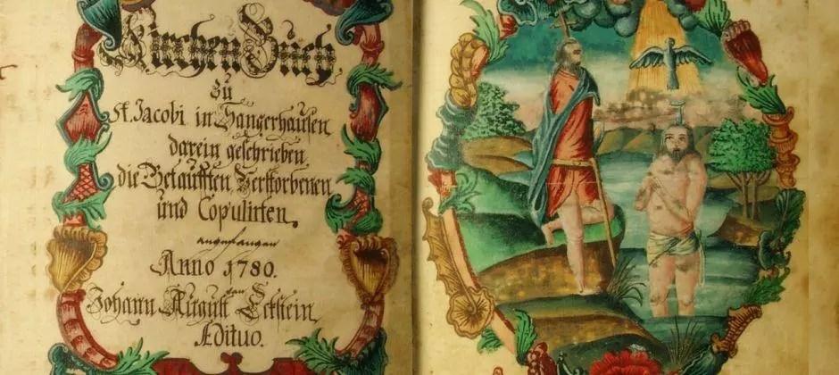 Sachsen-Anhalt: Start der Digitalisierung der Kirchenbuchbestände