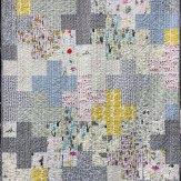 Add It Up Modern Quilt Handmade