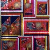 Album Modern Quilt Handmade