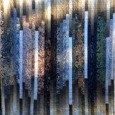 Autumn Glow Modern Quilt Handmade