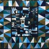 Custom King Modern Quilt Handmade