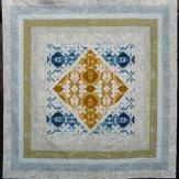 Desert Hush Modern Quilt Handmade