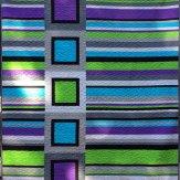 Heliotrope Modern Quilt Handmade