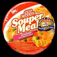 ramen rating: cup noodles souper meal shrimp
