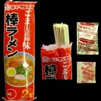 ramen rating: marutai goma shoyu stick ramen