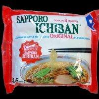 ramen rating: sapporo ichiban