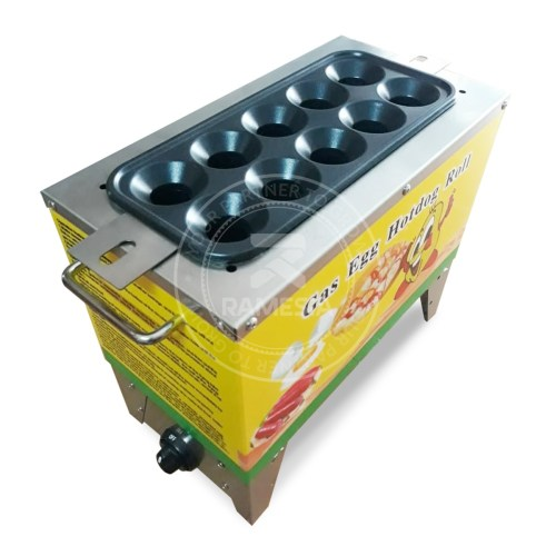 GAS EGG ROLL MAKER