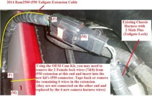 Installing OEM backup cam | Page 3 | DODGE RAM FORUM