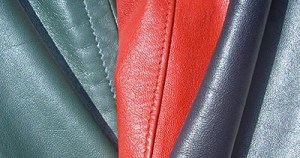 We clean leathers in all colors