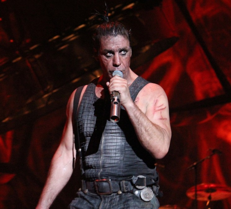 Back Beat Seattle: Show Review & Photos -Rammstein @ the Tacoma ...
