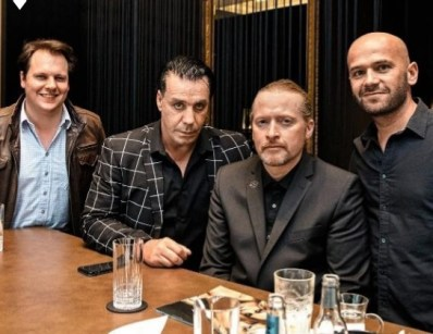 Your true character shows on trips like these rammstein press mr kelly how many rammstein albums do you have at home m4hsunfo Choice Image