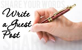 Guest post to drive traffic