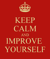 Improve yourself for success
