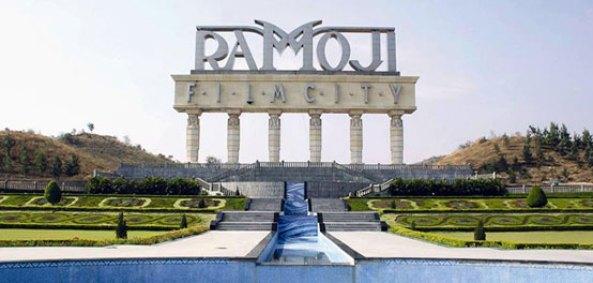 Image result for ramoji film city in hyderabad