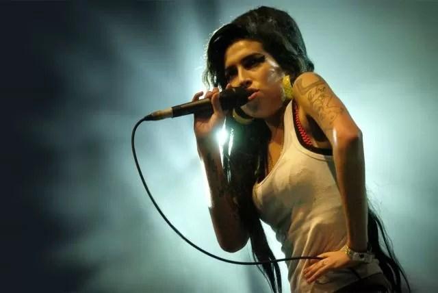 En la oscuridad con Amy Winehouse
