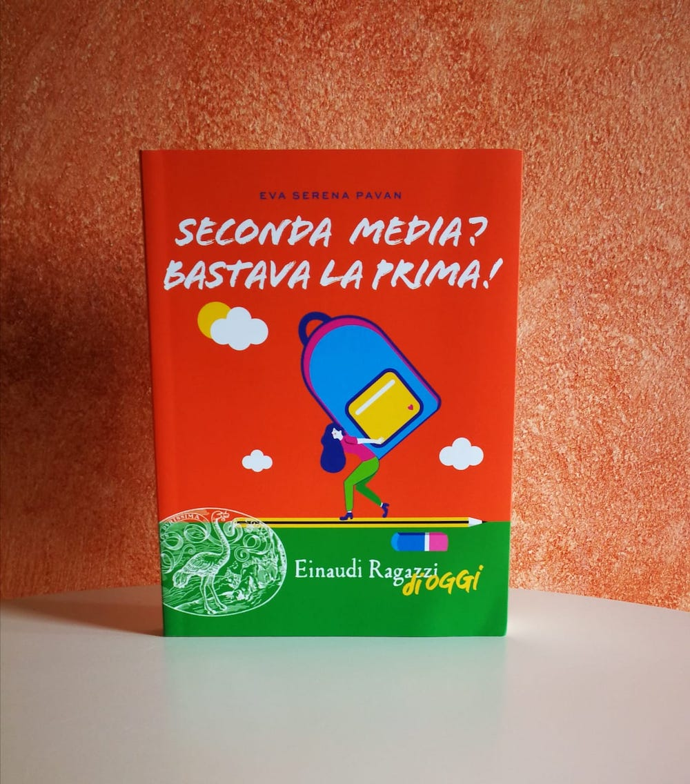 SECONDA MEDIA, BASTAVA LA PRIMA