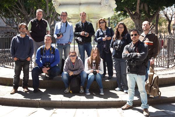 Curso Básico de Fotografía Digital impartido en Tenerife