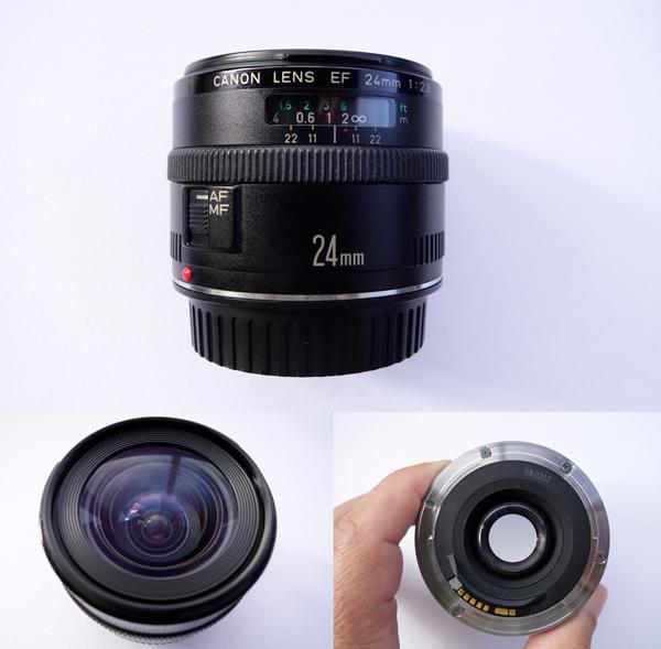 Canon EF 24mm f/2,8