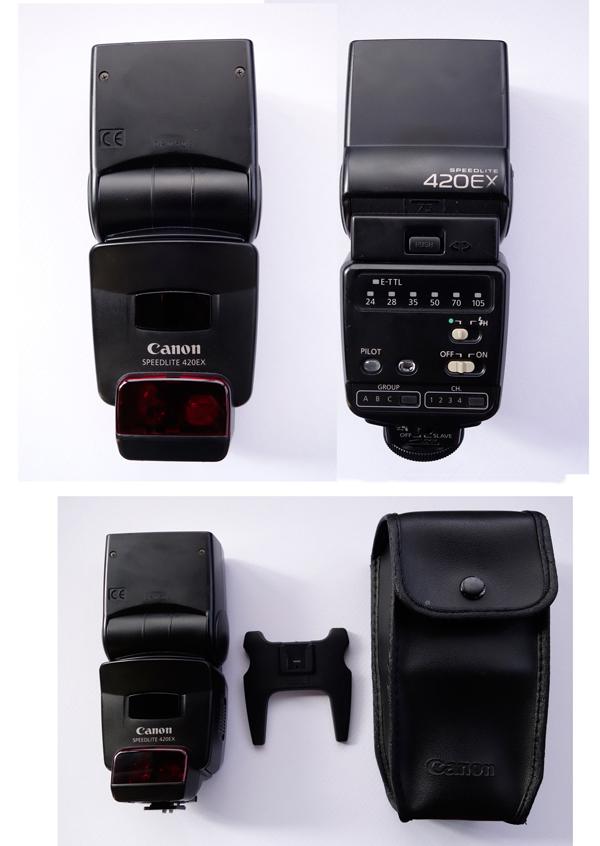 Flash Canon 420EX