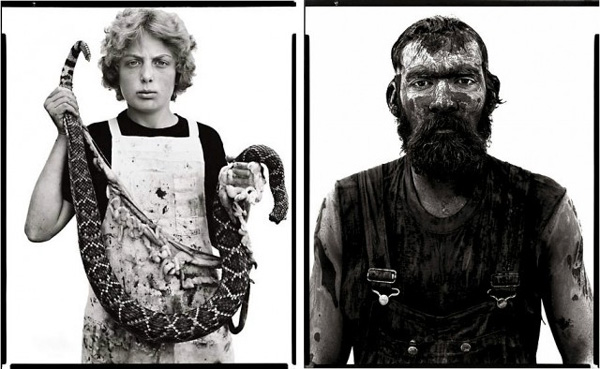 In The American West, de Richard Avedon