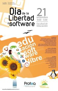 Dia Software Libre en Universidad de Costa Rica