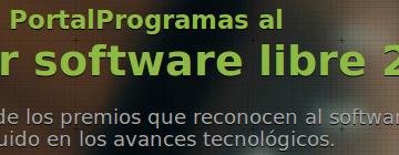 """La 4ª edición de los Premios PortalProgramas al Software Libre 2012 ha llego a su fin. Igual que en las anteriores ediciones la palabra la han tenido los usuarios de PortalProgramas que por medio de sus nominaciones en primer lugar y sus votaciones en segundo lugar nos han indicado que programas debían participar y cuales son los ganadores. En esta edición se han nominado un total 123 programas y se han registrado más de 11.000 votos. Los proyectos de software han competido en 10 categorías diferentes, con 2 novedades: """"Mejorsoftware libre para móvil"""" y """"Mejor Blog de Software Libre"""". Este es el resulto final de los Premios PortalProgramas al Software Libre 2012 Mejor blog de software libre Esta categoría es una novedad este año, ya que no trata programas en sí mismo. Pero hemos pensado en valorar el trabajo de los blogs y páginas de divulgación de software libre. Software Libre y Cooperación: el blog de Ramón Ramón1º) Software Libre y Cooperación: el blog de Ramón Ramónha recibido en poco tiempo todo el apoyo de sus lectores, que se han encargado de llevarlo a lo más alto en una de las categorías con más participación. Nacido como una continuación de su anterior blog (""""El Rincón del Marginado"""") este blog ha destacado por tratar con lucidez y cercanía tanto temas de software libre como aquellos basados en la cooperación y la reivindicación de aspectos sociales, con una especial atención a la comunidad hispanohablante de todo el mundo. 2º) Open-Office.es: todo un espacio dedicado a las suites ofimáticas de Apache OpenOffice, LibreOffice y NeoOffice. La comunidad hispana ha escogido esta web como principal lugar donde encontrar respuestas a sus dudas y tratar sobre todo lo referente al uso y desarrollo de estas herramientas. 3º) HispaLinux: el blog oficial de la Asociación de usuarios españoles de Linux. Con su estilo simple y directo no solo informa de las últimas novedades relacionadas con el mundo del software libre, sino que organiza todo tipo de campañas y accion"""