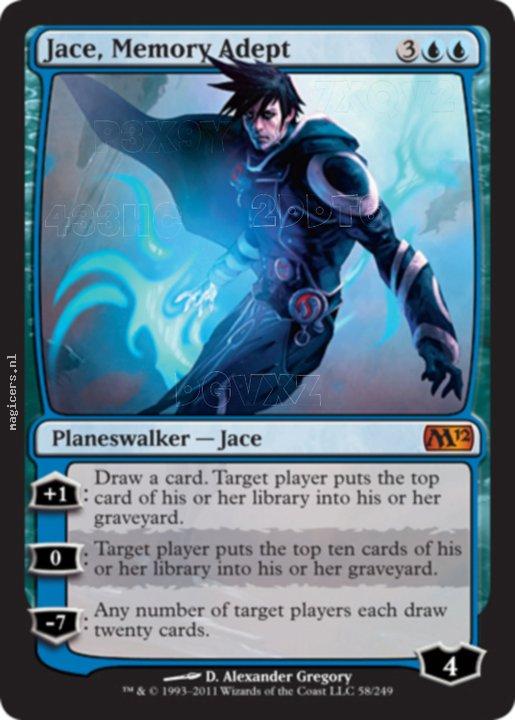 New Jace (M12)