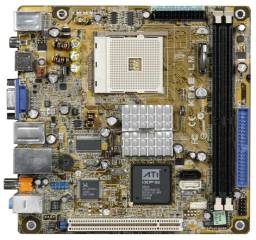 Old motherboard