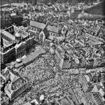 Figure 2 Dam Square on May 8th 1945 by Fredericks, J. Wayne