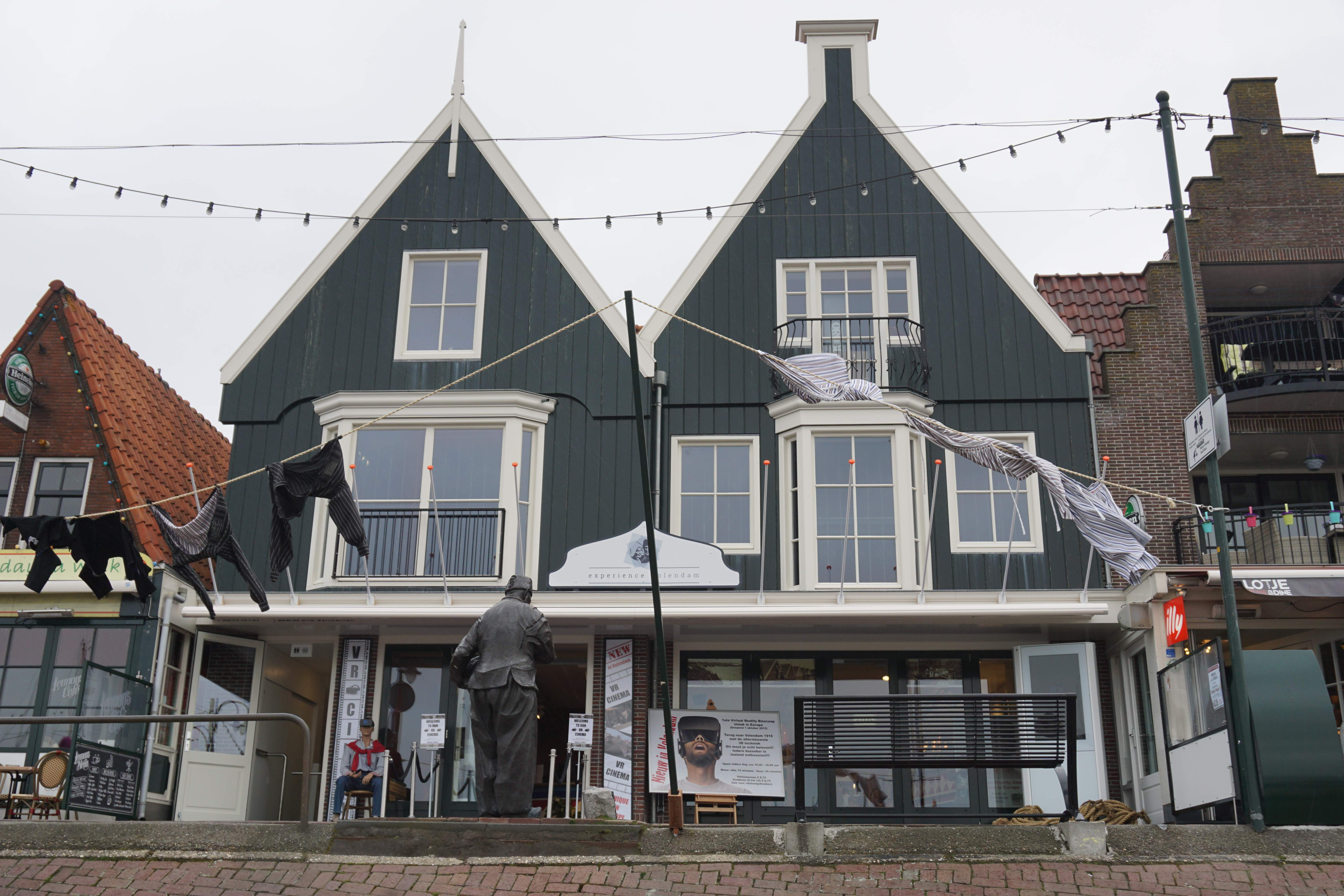 Volendam Experience (former cafe Hemeltje) by Elena Finariu (The Scars of the 2001 Tragedy Volendam)