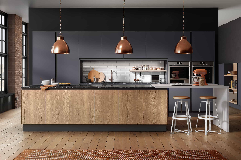 Modern & Contemporary Kitchens Manchester - Ramsbottom ... on Modern Kitchen Ideas  id=68566