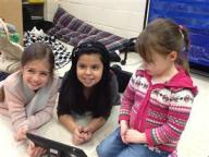 Hubbard Gr 2 with PK buddies