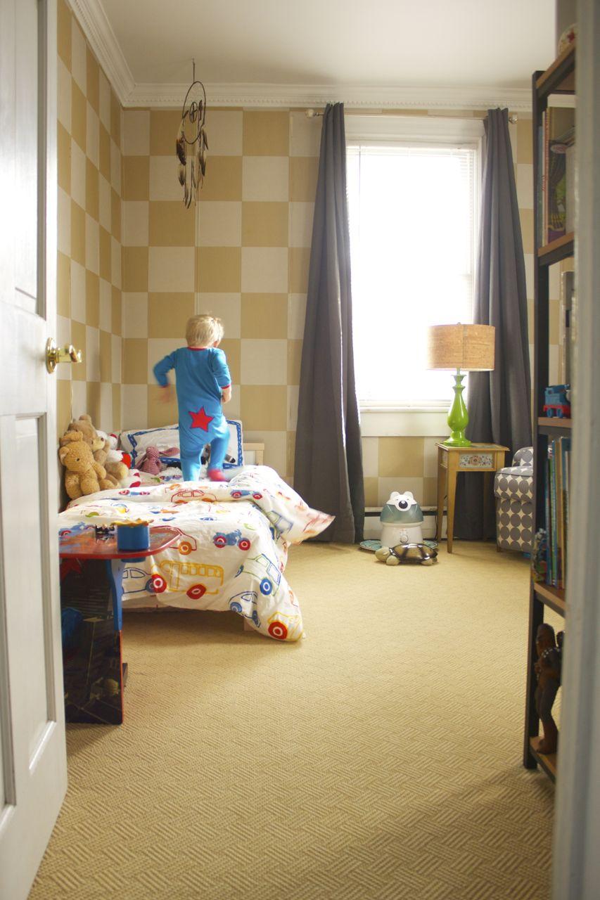 Presenting The Big Boy Bed Ramshackle Glam