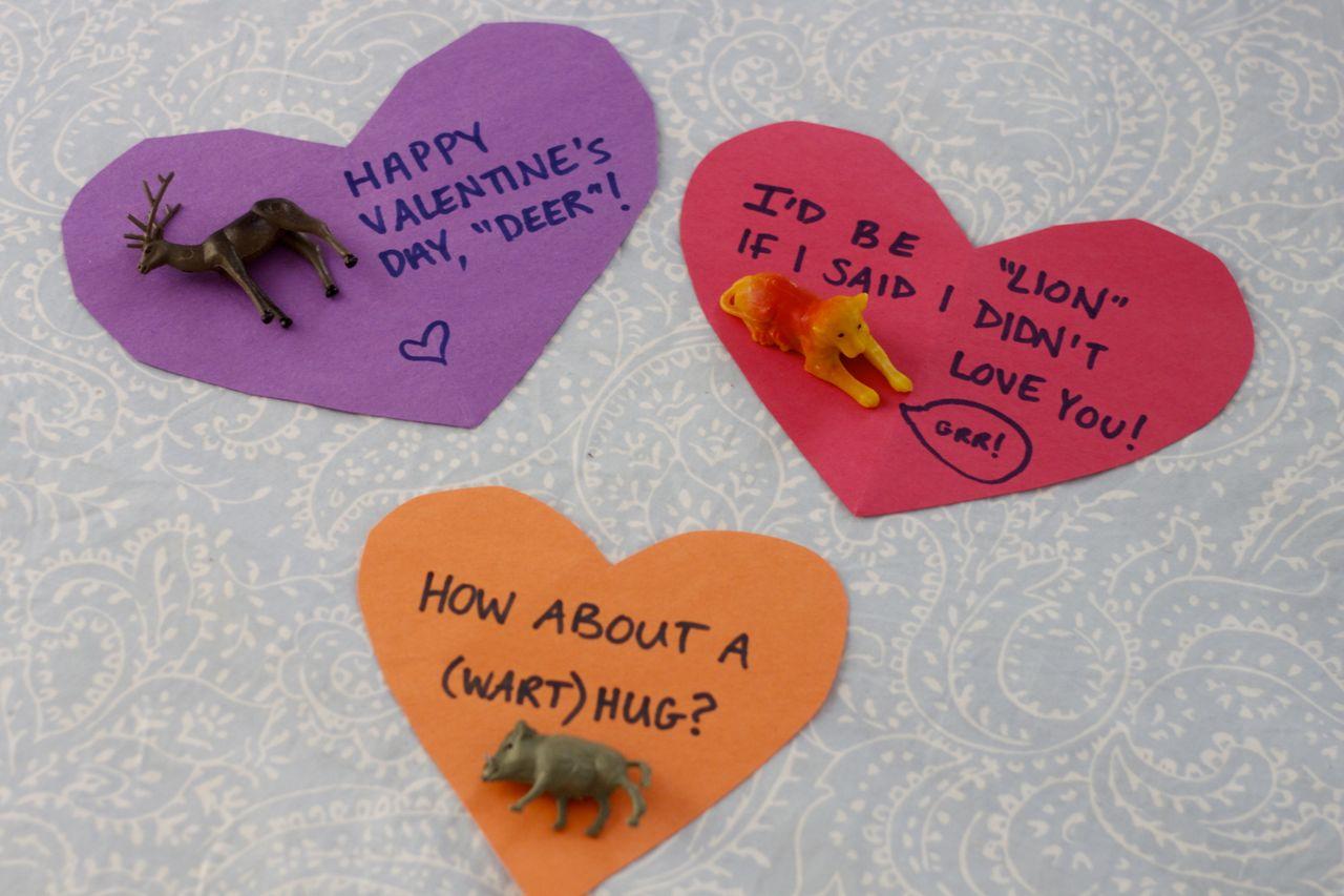 DIY Valentines Day Cards For Kids Ramshackle Glam